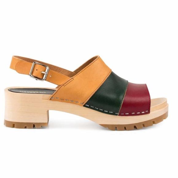 22d0e66a49e Swedish Hasbeens Hippie Sandal